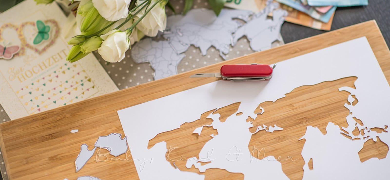 Geldgeschenk Hochzeit Diy  DIY GELDGESCHENK ZUR HOCHZEIT DIY Inspirationen Baby