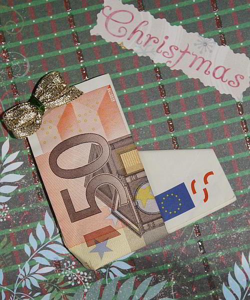 Geldschein Geschenke  Geschenke verpacken