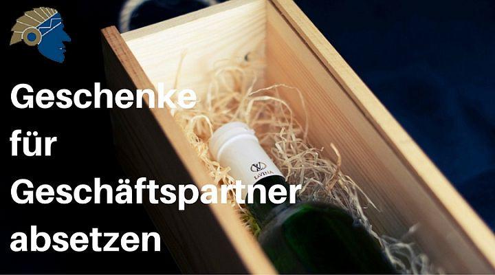 Geschenke An Kunden 35 Euro Netto Oder Brutto  Absetzbar Geschenke an Geschäftspartner