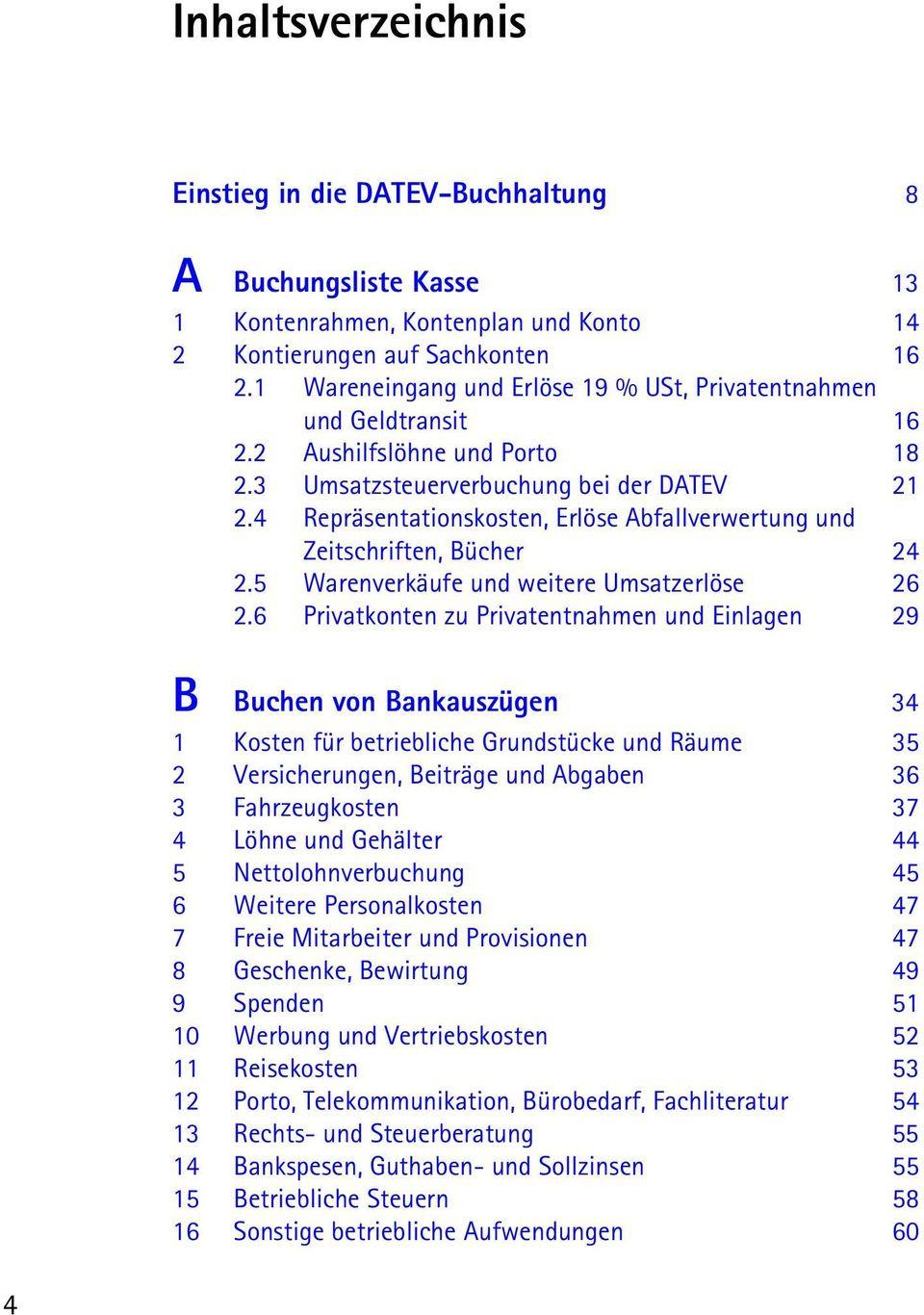 Geschenke An Mitarbeiter Buchen  Einstieg in DATEV Buchhaltung 8 PDF