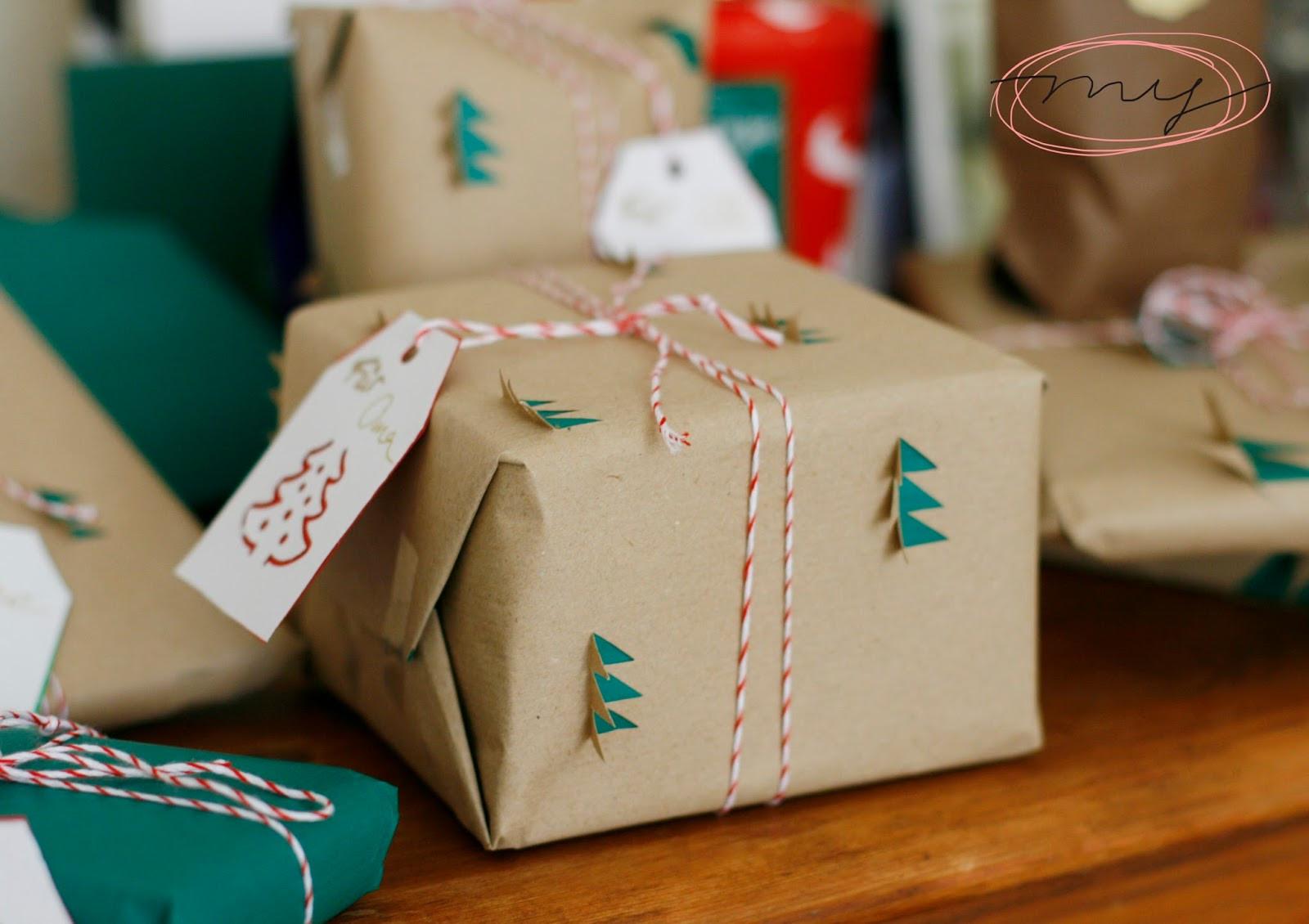 Geschenke Blog  I wear my own DIY Blog Weihnachten