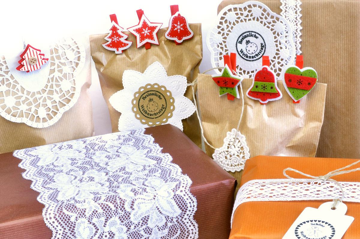 Geschenke Blog  Geschenke schnell und kreativ verpacken miomodo DIY Blog