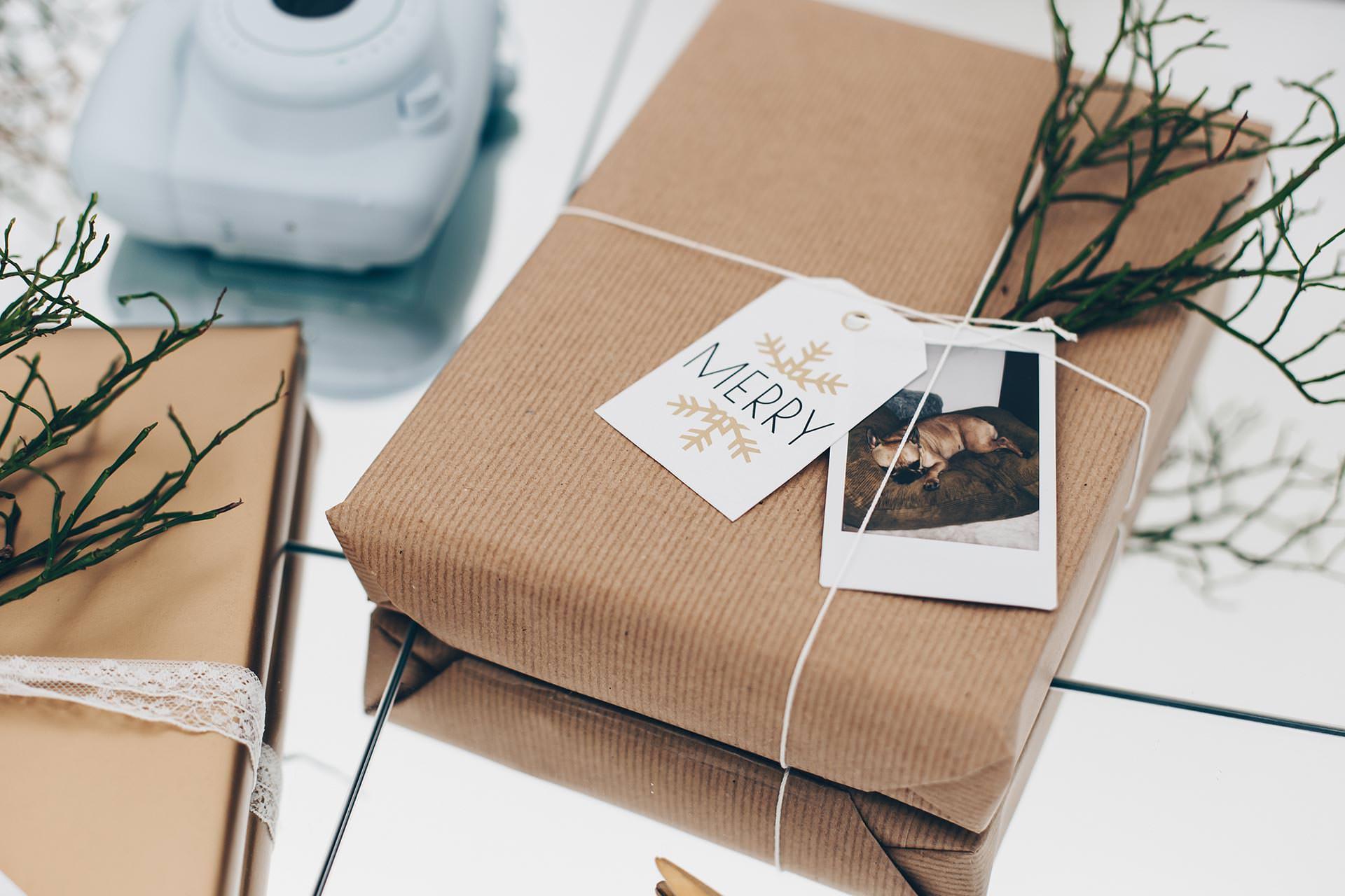 Geschenke Blog  Einfache und kreative Geschenkverpackungen für Weihnachten