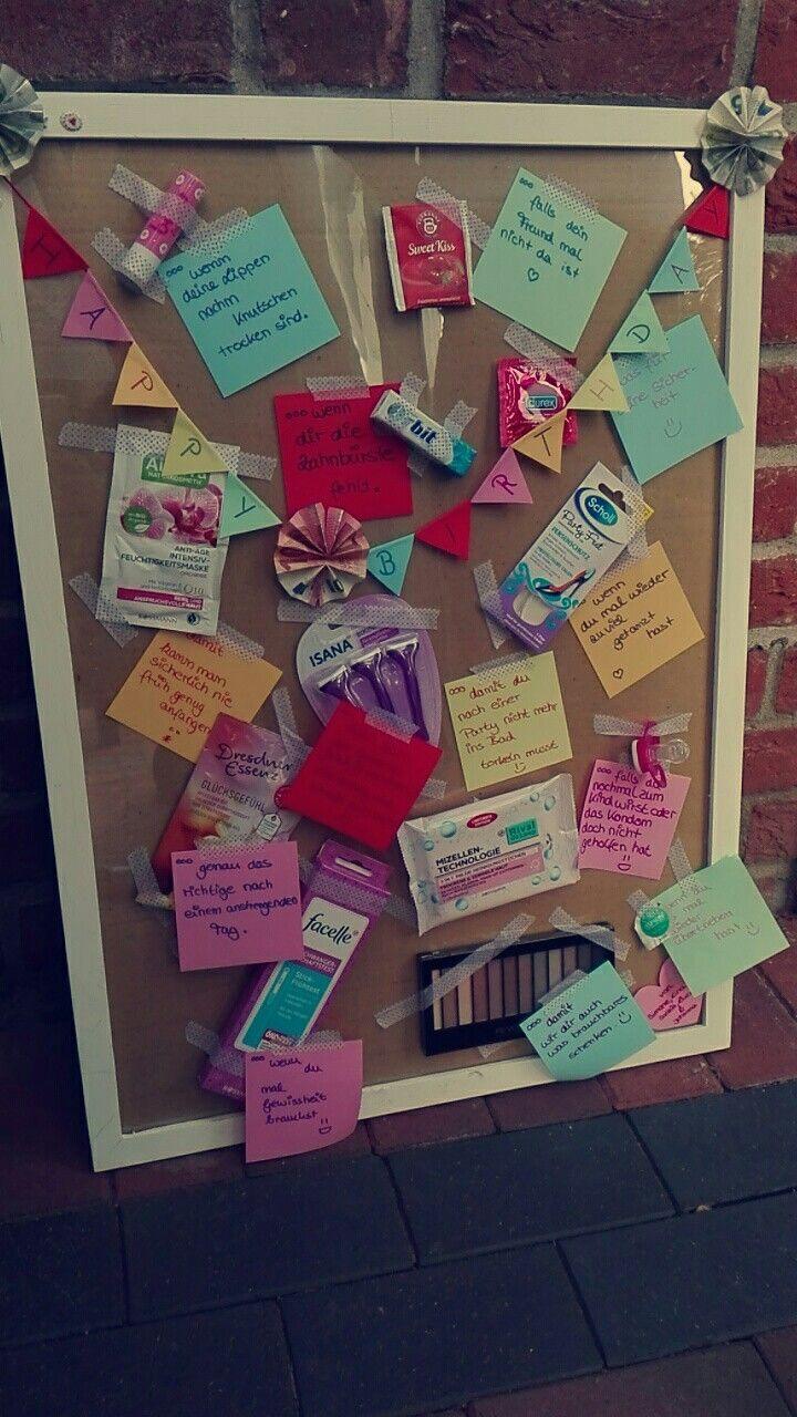 Geschenke Für 12 Jährige Tochter  Überlebenshilfe Geschenk zum 16ten Geburtstag