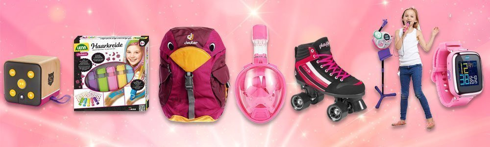 Geschenke Für 12 Jährige Tochter  50 Geschenke für Mädchen 2018