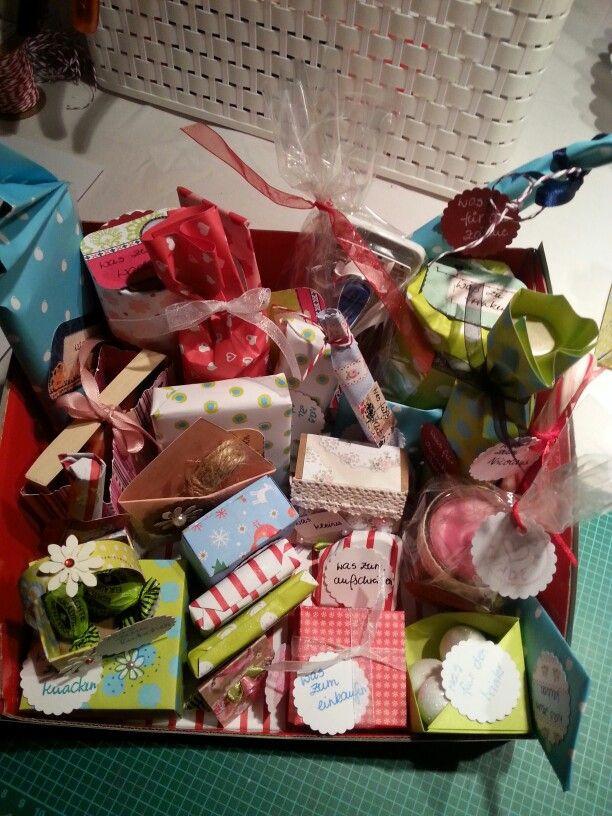Geschenke Für 12 Jährige Tochter  Zum 30 Geburtstag 30 Geschenke 30 Geburtstag