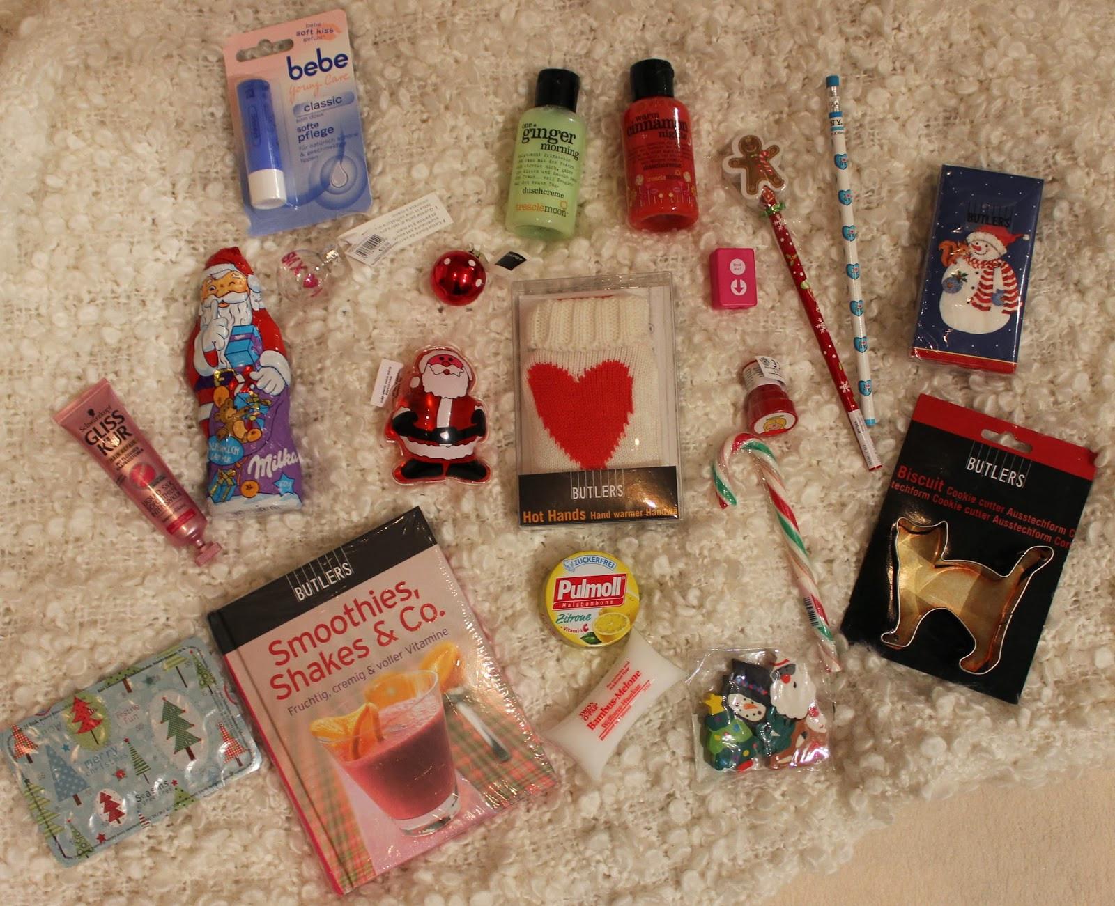 Geschenke Für 2  KUSSELINA Adventskalender Serie für Beste Freundin