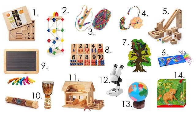 Geschenke Für 2Jährige  Geschenkideen für 3 6 jährige Kinder nicht nur für