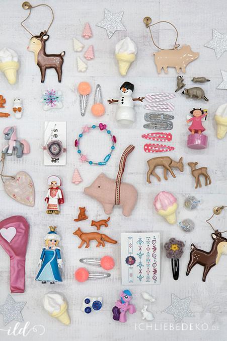 Geschenke Für 3 Jährige Mädche  DIY Adventskalender für Mädchen • Ich Liebe Deko