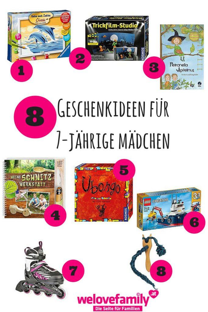 Geschenke Für 7 Jährige Mädchen  Geschenkideen für Mädchen 7 Jahre welovefamily