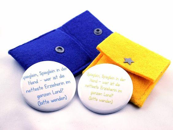 Geschenke Für Angehende Lehrer  Perlenhuhn Spiegel Geschenke für Lehrer und Erzieherinnen