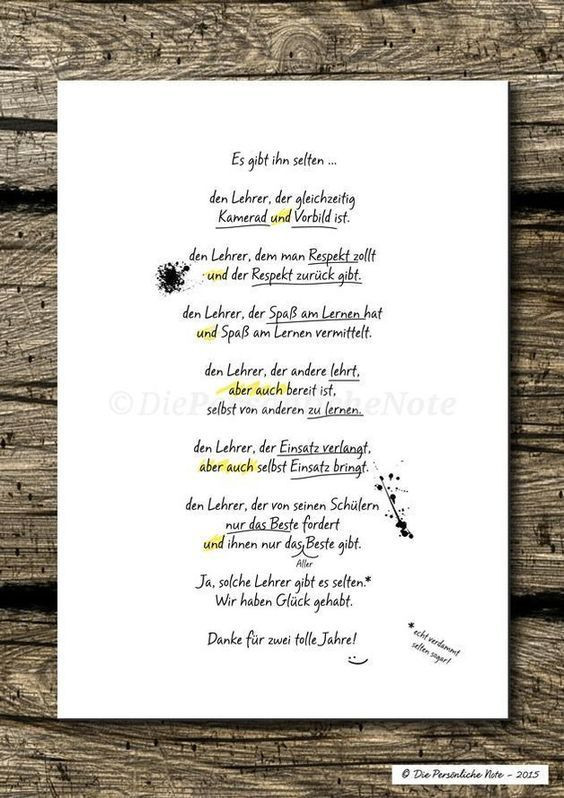 Geschenke Für Angehende Lehrer  Digitaldruck Druck Print Originelle Geschenkidee für