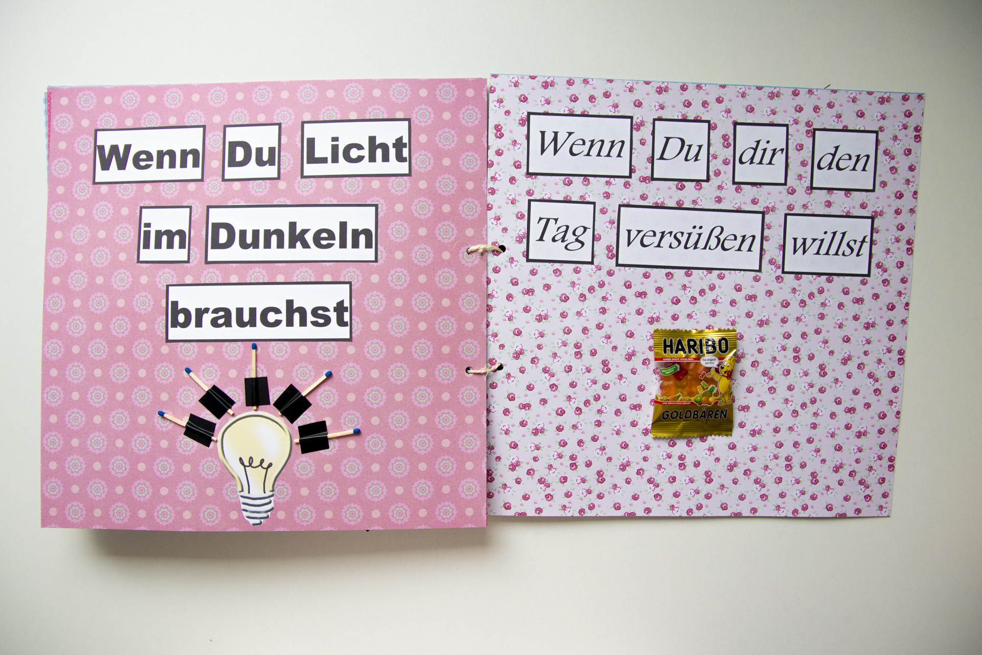 Geschenke Für Beste Freunde  Wenn Buch für Beste Freundin Ideen und Sprüche auf