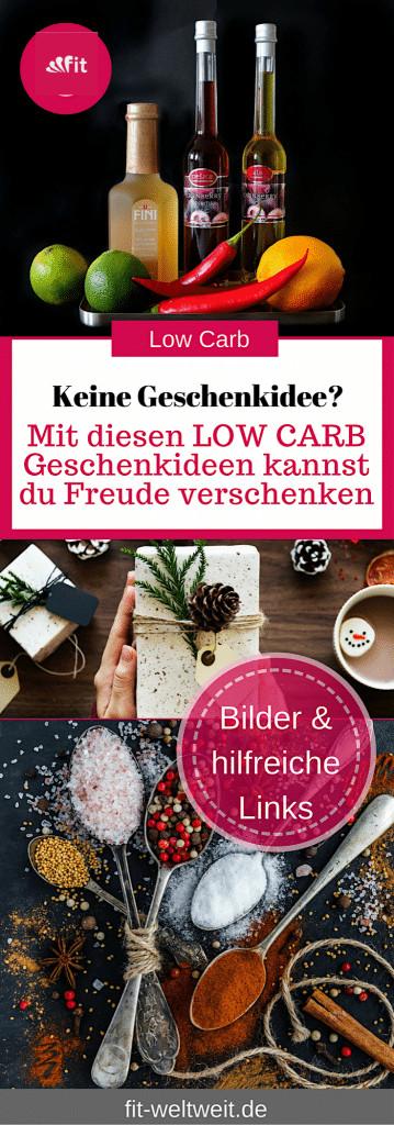 Geschenke Für Diabetiker  Die besten LOW CARB Geschenkideen zu Weihnachten