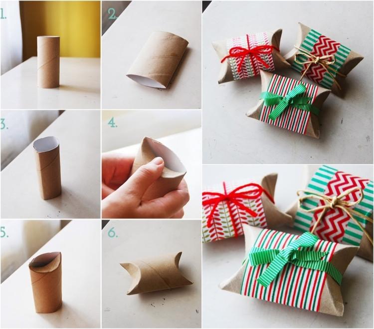 Geschenke Für Eltern Basteln  Kleine Geschenke kreativ verpacken 28 Ideen zum Basteln