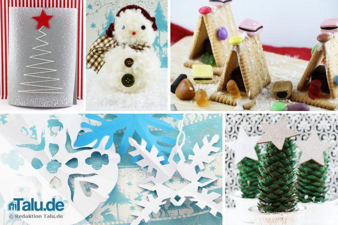 Geschenke Für Eltern Basteln  Weihnachtsgeschenke basteln mit Kindern 12 kreative
