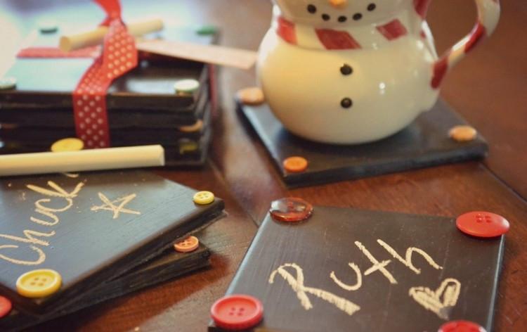 Geschenke Für Eltern Basteln  Basteln zu Weihnachten Geschenke für Eltern von Kindern