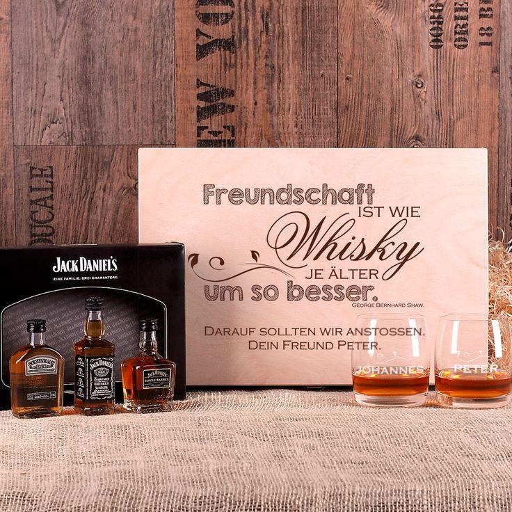 Geschenke Für Gute Freunde  Die besten 25 Jack daniels geschenke Ideen auf Pinterest