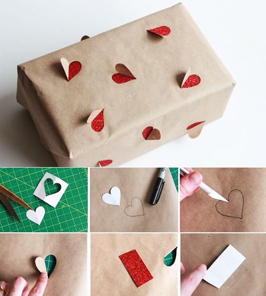 Geschenke Für Kinder Lustig Verpacken  Geschenkverpackung basteln und Geschenke kreativ verpacken