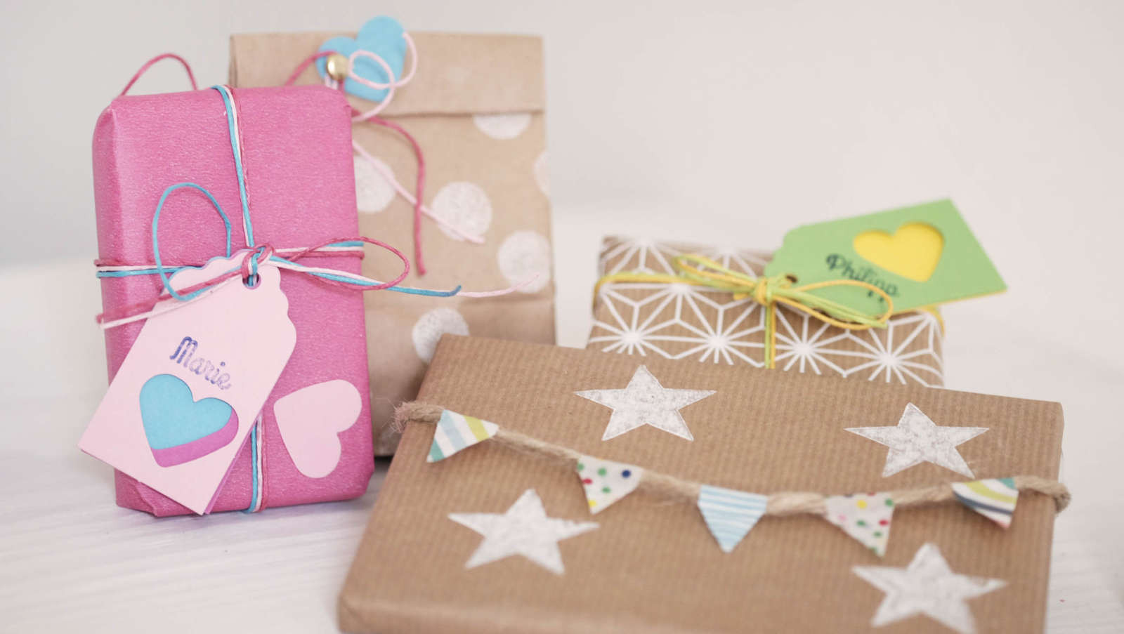Geschenke Für Kinder Lustig Verpacken  Blog Papierdrachen