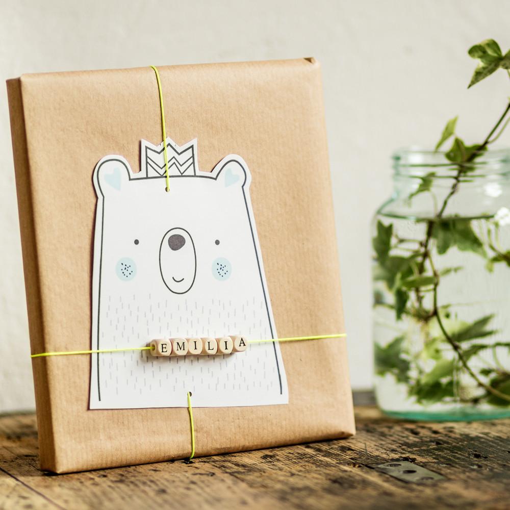 Geschenke Für Kinder Lustig Verpacken  Geschenk zur Einschulung Kindergeburtstag schön verpacken