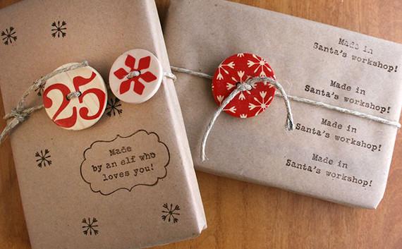 Geschenke Für Kinder Lustig Verpacken  schnell und originell weihnachtlichen Geschenke