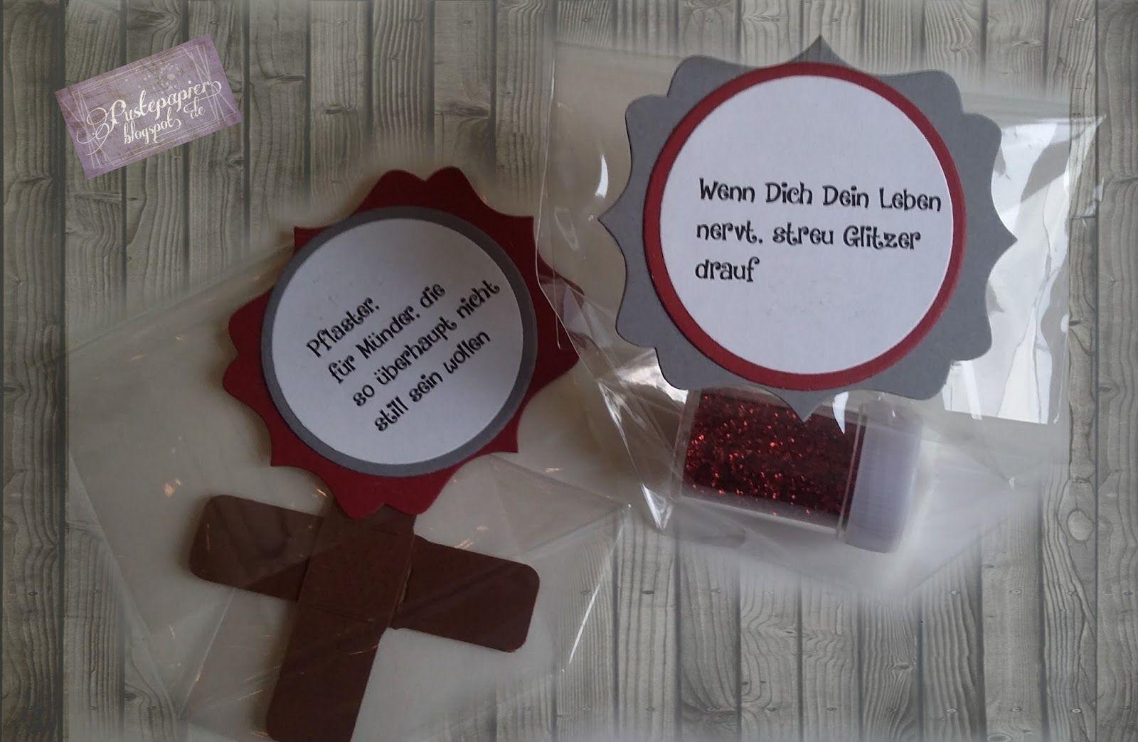 Geschenke Für Kollegen Zum Abschied  Erzieher Survival Set Geschenke Kleinigkeit basteln