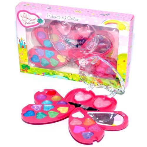 Geschenke Für Mädchen 10 Jahre  Kinderschminkset für 10 14jährige Mädchen