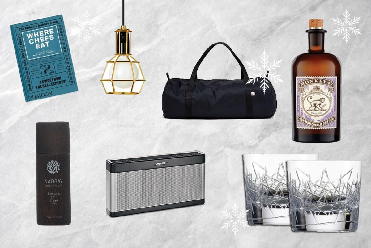 Geschenke Für Männer  fasheria Gift Guide Geschenke für Männer