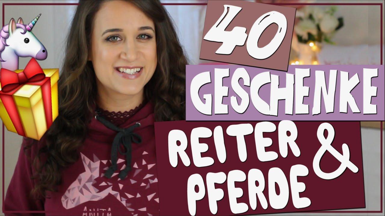 Geschenke Für Reiter  40 Geschenke für Reiter & Pferd Anita Girlietainment