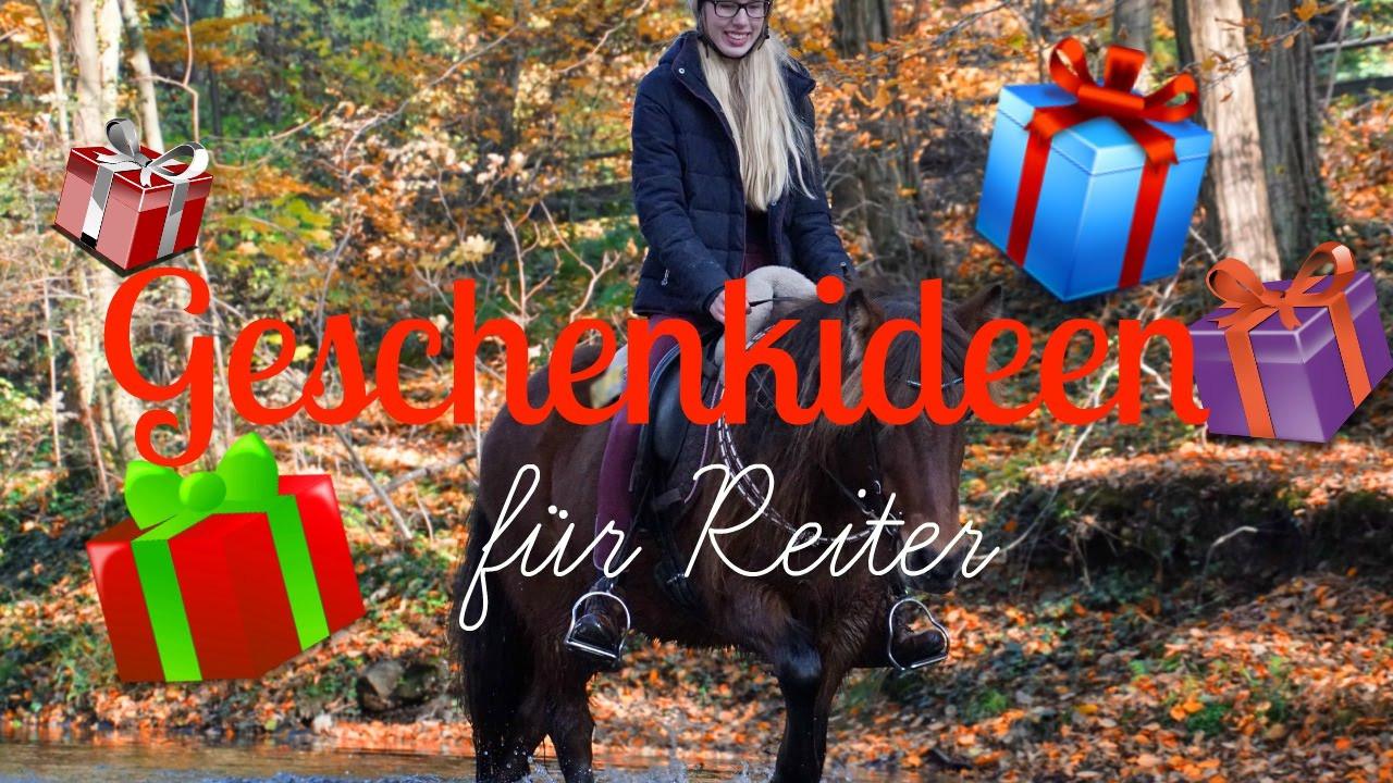 Geschenke Für Reiter  Geschenkideen für REITER ♥