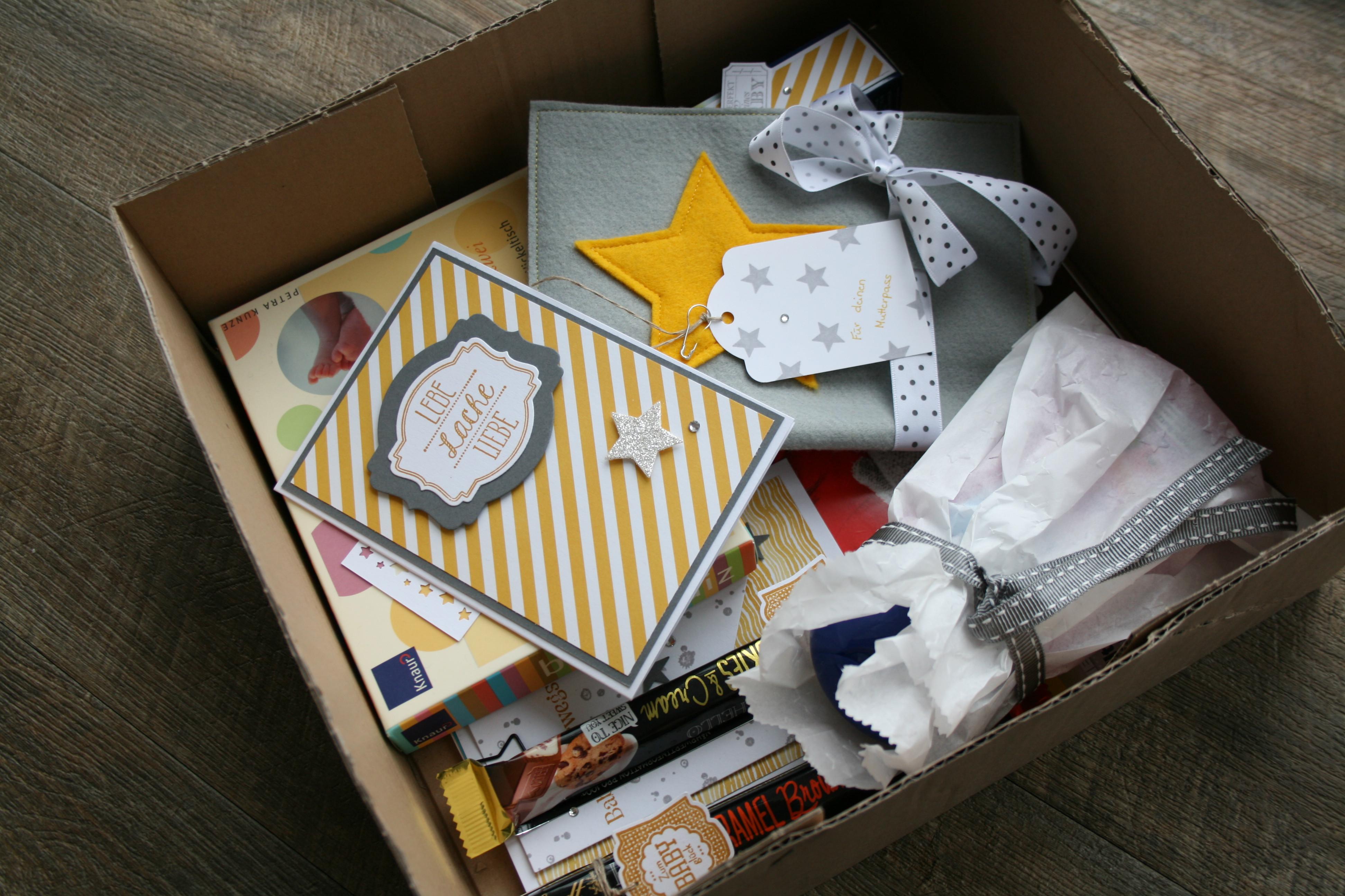 Geschenke Für Schwangere  Geschenk für meine schwangere Freundin
