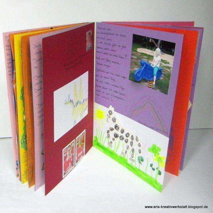 Geschenke Für Vorschulkinder  Fotoalbum der Vorschulkinder als Abschiedsgeschenk für