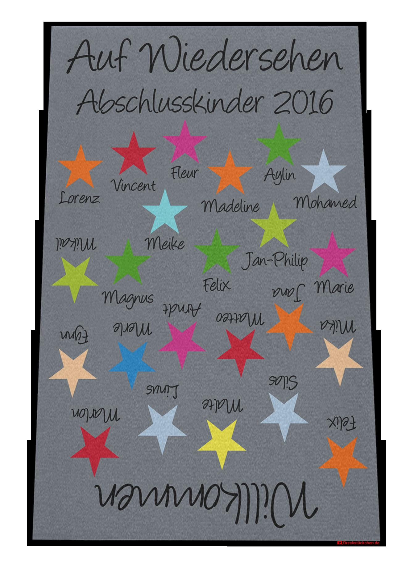 Geschenke Für Vorschulkinder  Bildergebnis für Kindergarten fussmatte