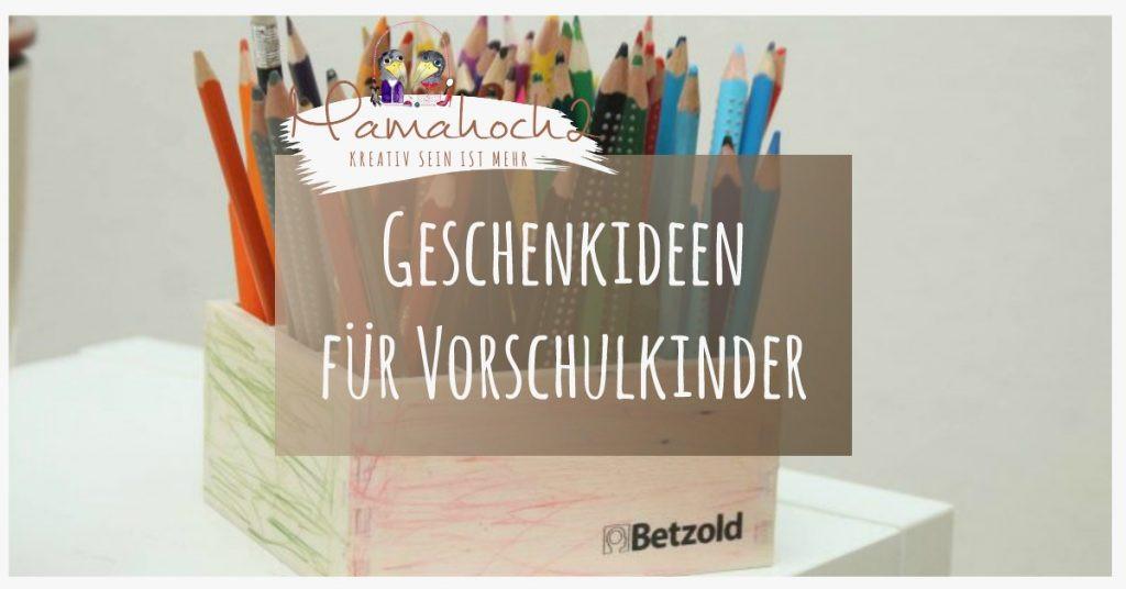 Geschenke Für Vorschulkinder  11 wertvolle Weihnachtsgeschenke für Vorschüler ⋆ Mamahoch2
