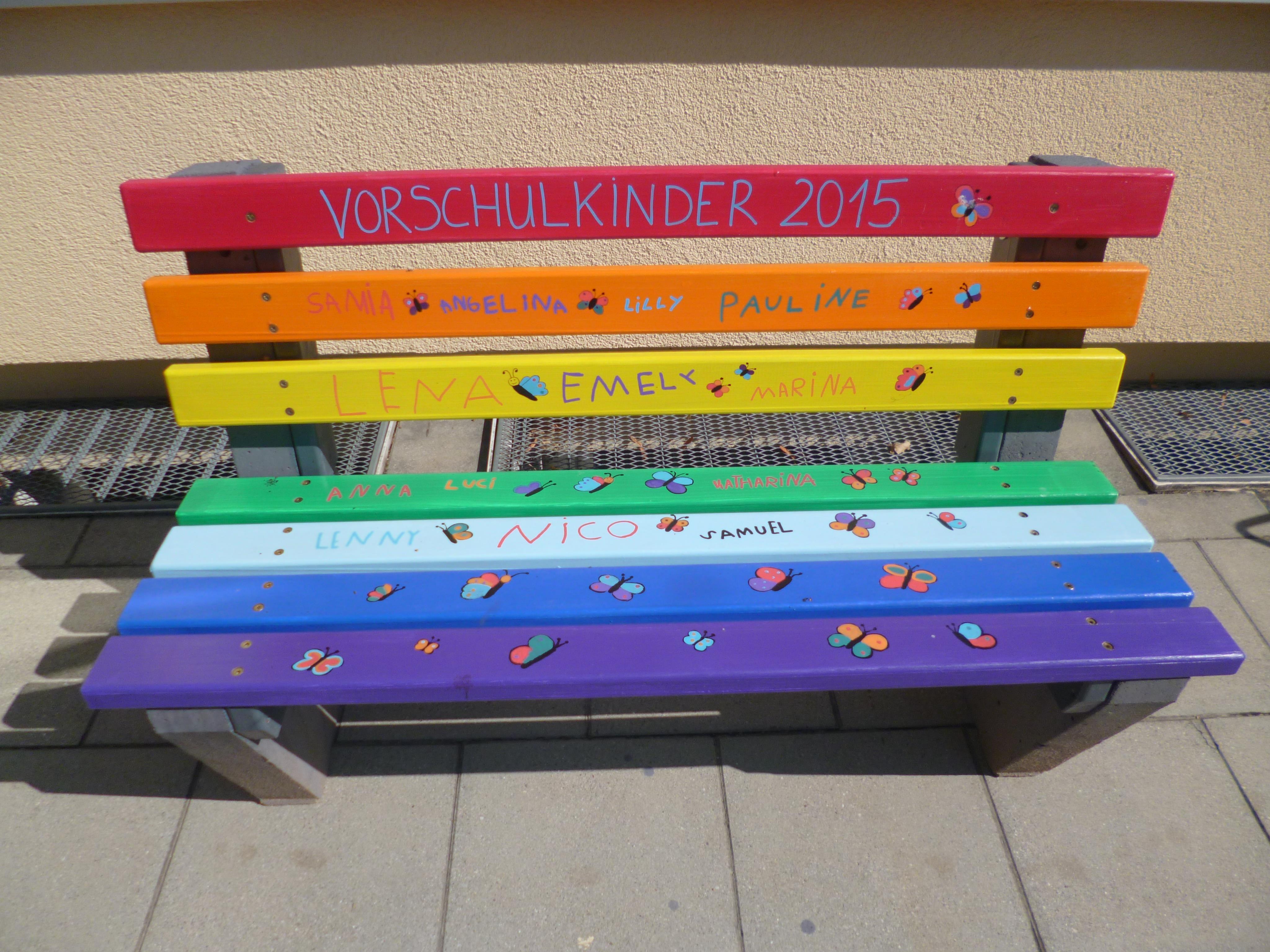 Geschenke Für Vorschulkinder  Pin von Kristina Imandt auf Geschenk Abschied Kindergarten