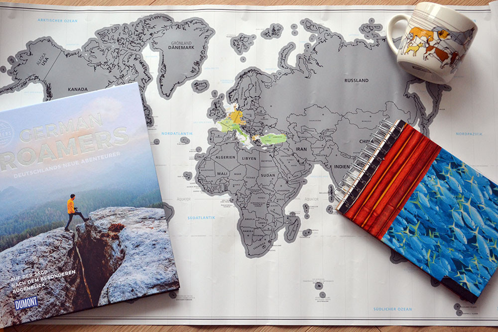 Geschenke Für Weltenbummler  Inspiration Geschenke für Weltenbummler Schokokamel