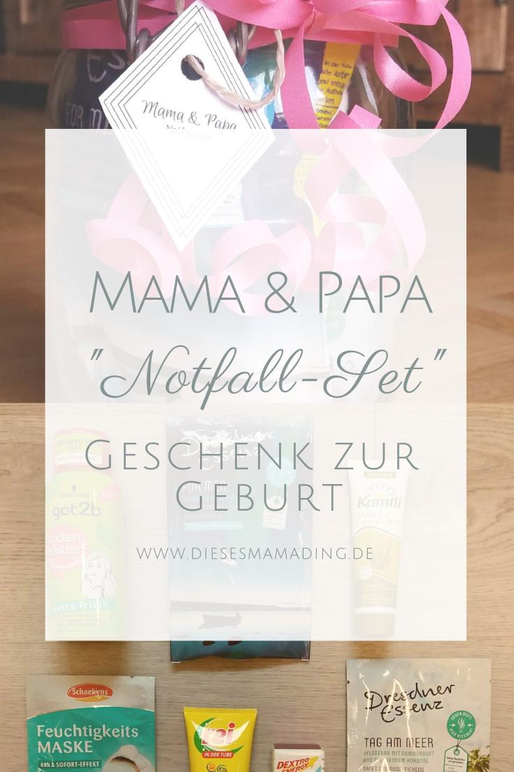 Geschenke Für Werdende Eltern  Geschenk zur Geburt für Mama und Papa sesmamading