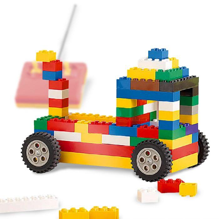 Geschenke Fürs Auto  Ferngesteuertes Auto Bausteine zum Selbstzusammenbauen