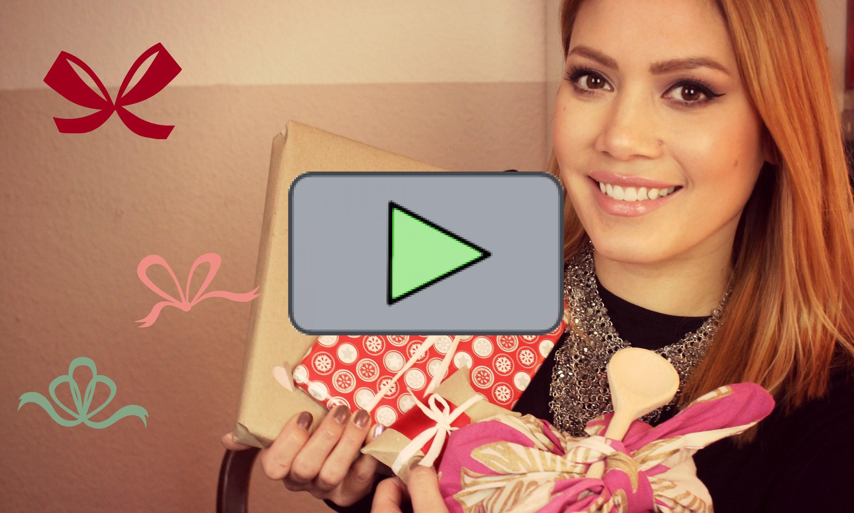 Geschenke Hübsch Verpacken  Geschenke hübsch verpacken Tipps & Tricks schlaumich