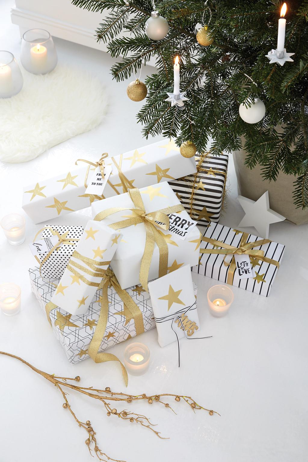 Geschenke Hübsch Verpacken  Geschenke hübsch verpacken Pink Loop Das Fashion