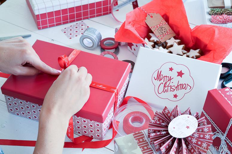 Geschenke Hübsch Verpacken  Geschenke hübsch verpacken