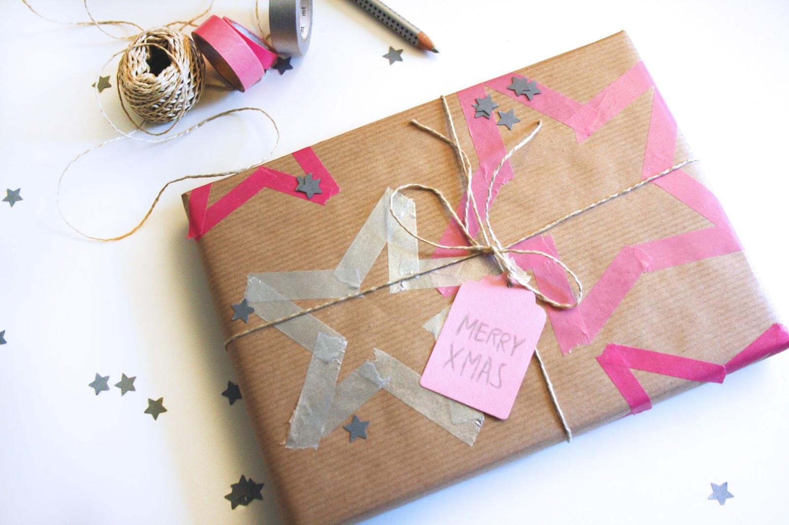 Geschenke Hübsch Verpacken  Wrap it up Geschenke hübsch verpacken 1 pieces for