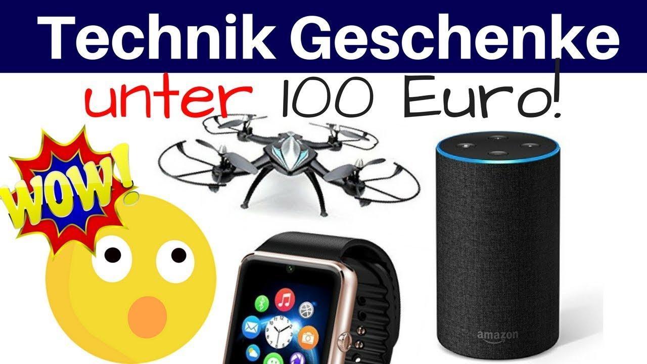 Geschenke Jugendliche  10 Technik Geschenke bis 100 Euro Weihnachtsgeschenke