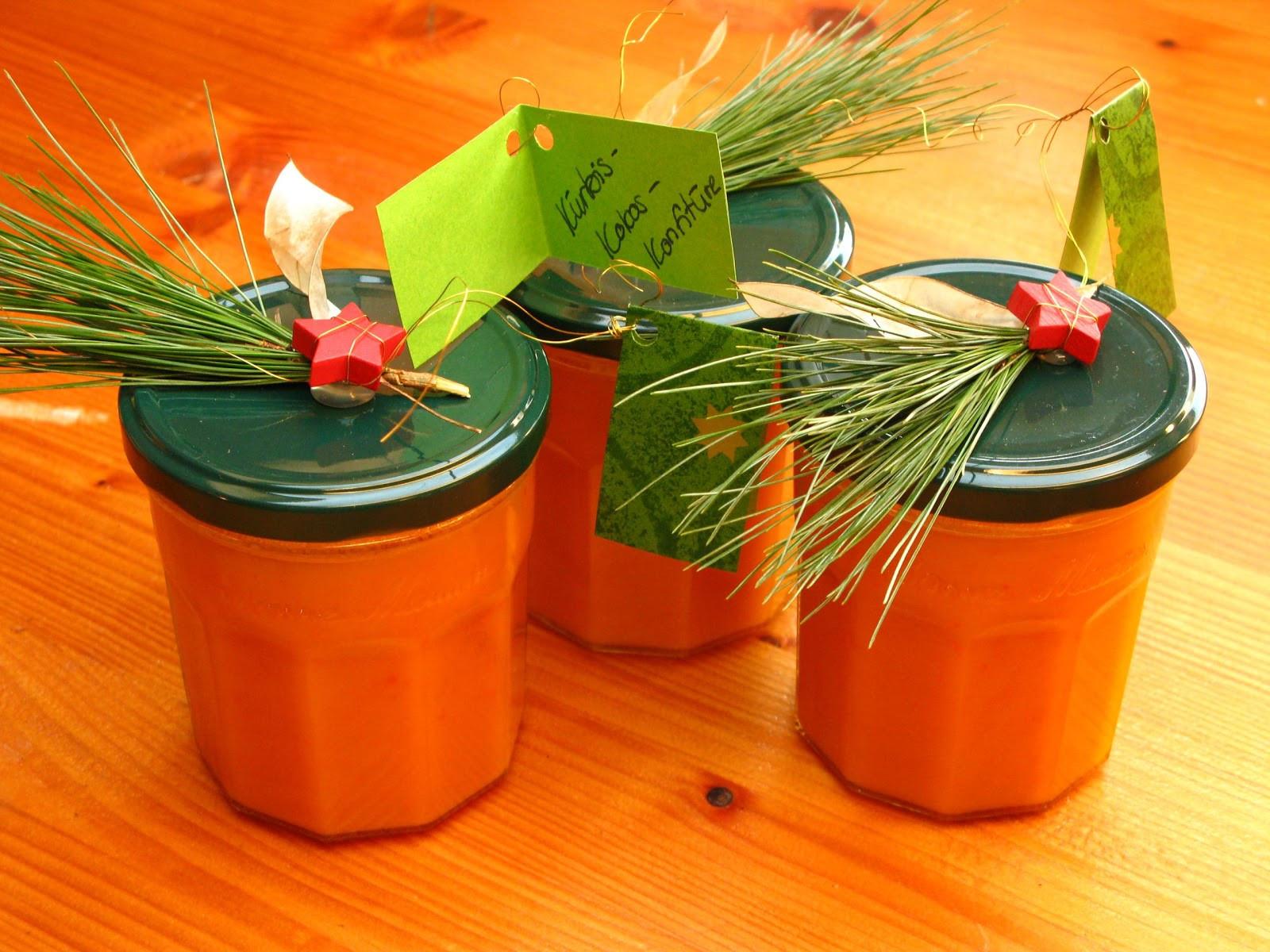 Geschenke Küche  Gourmandises végétariennes Geschenke aus der Küche