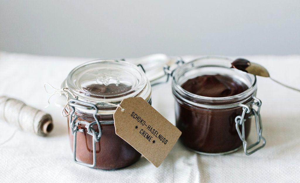 Geschenke Küche  Geschenke aus der Küche 4 einfache Rezepte