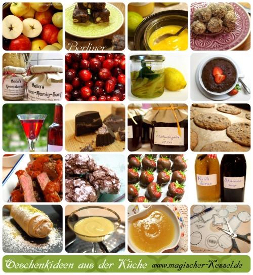 Geschenke Küche  Noch Ideen gesucht Geschenke aus der Küche Geschenke