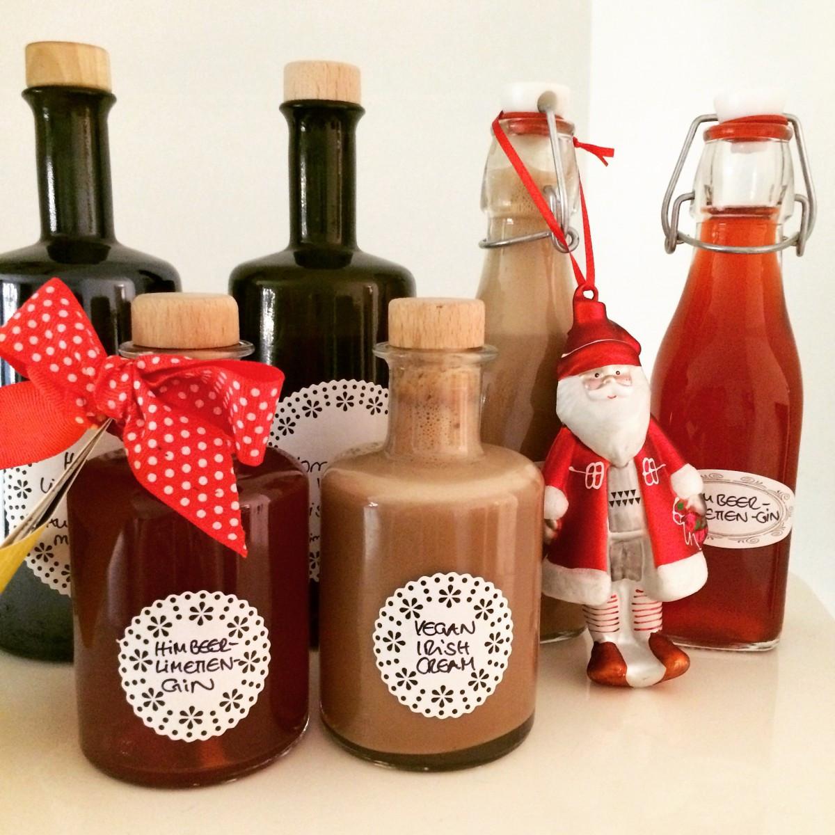 Geschenke Küche  Selbstgemachte Geschenke Ideen Kueche