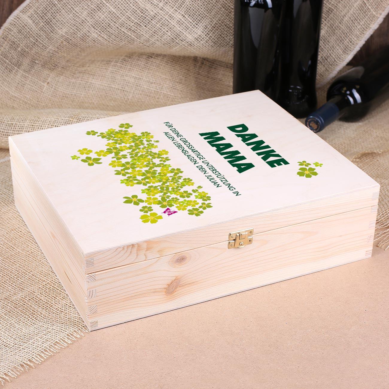 Geschenke Online  persönliche Verpackung für ein besonderes Dankeschön