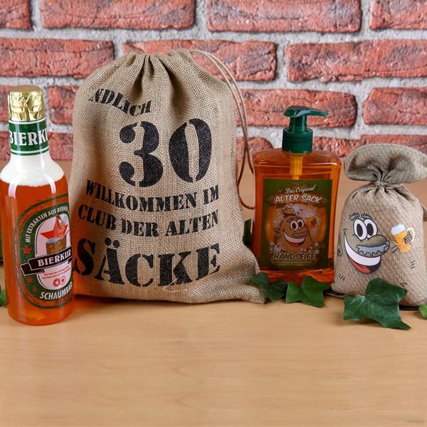Geschenke Online  Geschenkset für Männer zum 30 Geburtstag